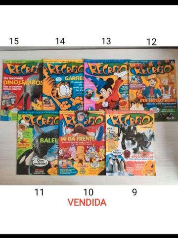 revista recreio colecionadores primeiras edições - Foto 2