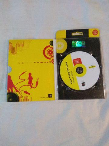 CD - VALE TUDO  - TIM MAIA - LIVRO PARA OUVIR - Foto 4
