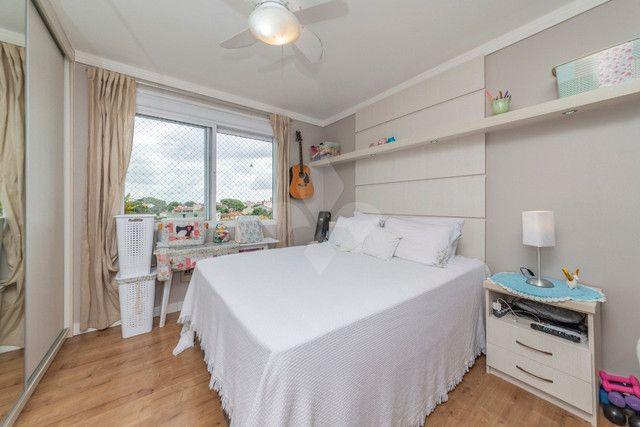 Apartamento à venda com 3 dormitórios em Jardim lindóia, Porto alegre cod:9268 - Foto 16