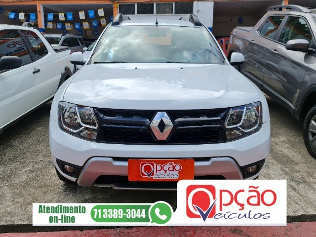 Duster 2.0 Dynamique, 2016, Completo, Automatico, Bancos em couro, Midia Nave