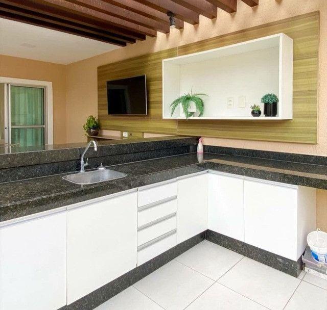 Casa em condominio fechado com 3 quartos  mobilia e lazer completo no Eusebio. - Foto 6