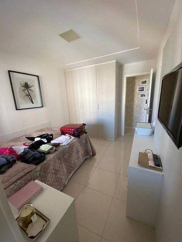 Apartamento para venda tem 116 metros quadrados com 3 quartos em Ponta D'Areia - São Luís  - Foto 18