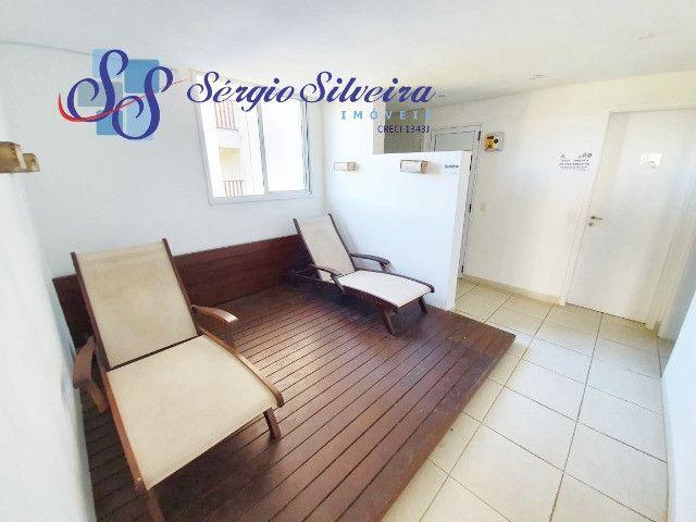Apartamento no Porto das Dunas vista mar com 3 quartos pé na areia Beach living  - Foto 11