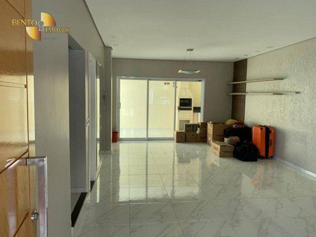 Casa com 4 dormitórios à venda por R$ 570.000,00 - Jardim Aeroporto - Várzea Grande/MT - Foto 6