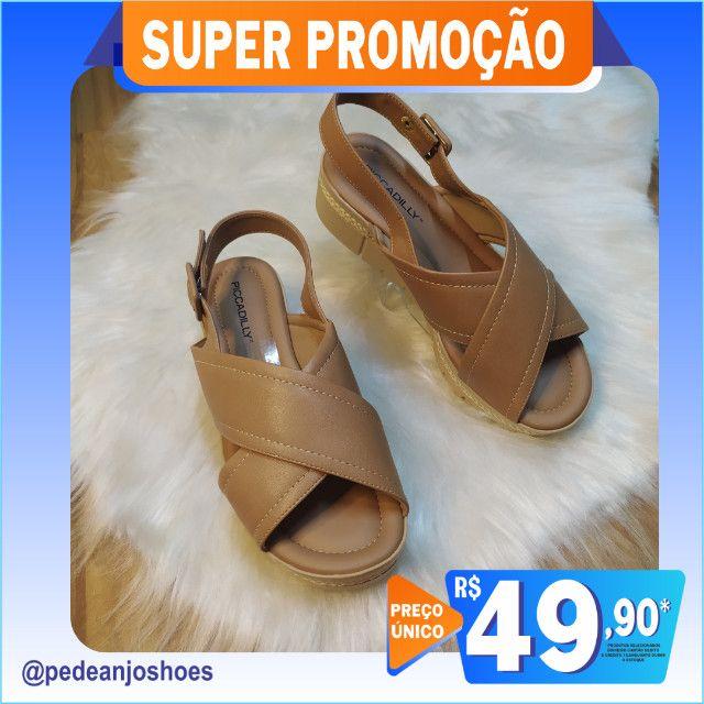Sandália Piccadilly Conforto (nova)