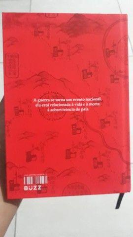 Livro novo, A  Arte da Guerra.  - Foto 2