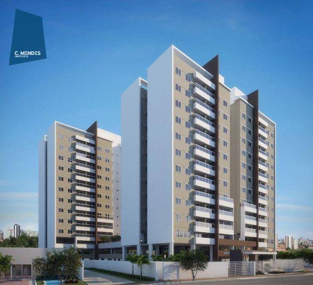 Apartamento com 2 dormitórios à venda, 58 m² por R$ 290.000,00 - Parangaba - Fortaleza/CE - Foto 11