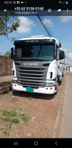 scania  g 380  A 4X2 ANO 2011  (Aceita financiamento bancario) - Foto 7