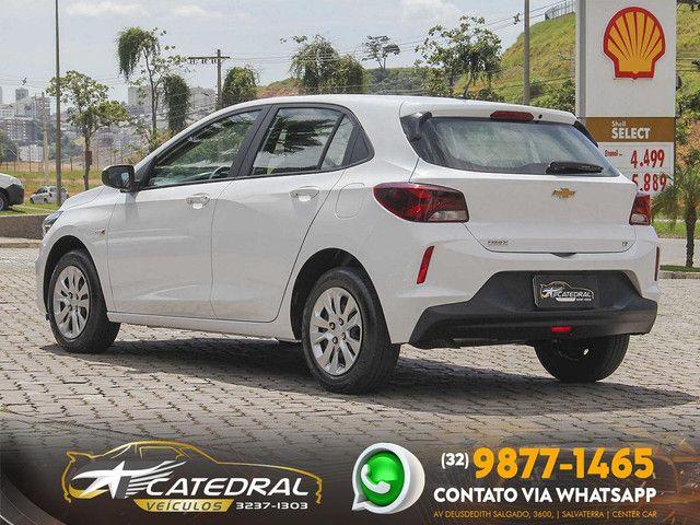 Chevrolet Onix Hatch LT 1.0 12V Flex 5p Mec. 2020 *Novo D+* Baixa Km* Aceito Troca - Foto 4