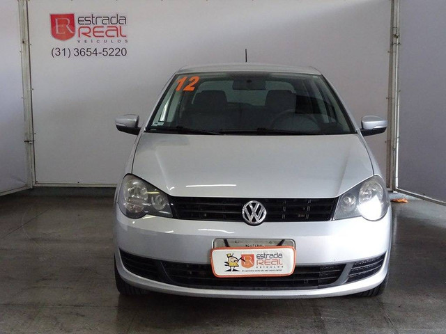 VOLKSWAGEN POLO 2012/2012 1.6 MI 8V FLEX 4P MANUAL - Foto 5
