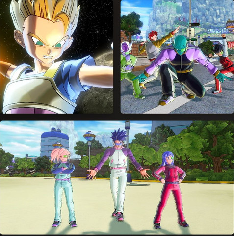 DRAGON BALL XENOVERSE 2  - Foto 3