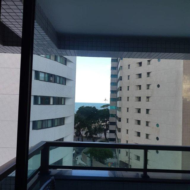 Edf Vinicius de Morais BV/alto padrão/130m/3 Qtos / localização top/pronto - Foto 4