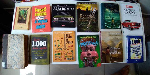 Vendo os livros listados acima - Foto 4