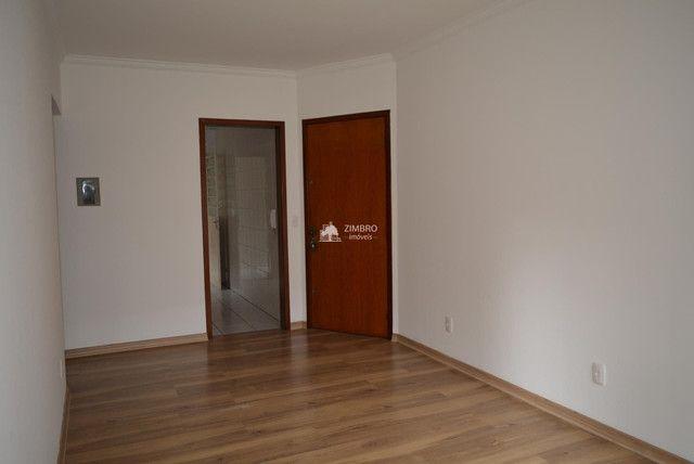 Apartamento 02 dormitórios para alugar em Santa Maria de frente com Sacada Garagem - ed Sa - Foto 2