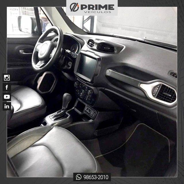 RENEGADE 2019/2019 1.8 16V FLEX LONGITUDE 4P AUTOMÁTICO - Foto 10