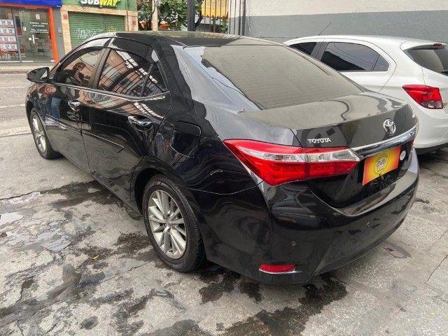 Toyota Corolla XEi 2.0 Aut + couro + gnv + multimídia - Valor real sem pegadinhas! - Foto 6