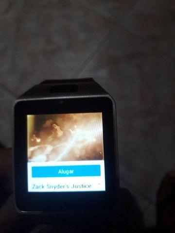 Relógio celular smart watch Qwo9 Wi-Fi  3g  - Foto 5