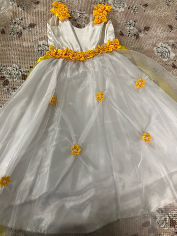 Vestido de festa/ formatura infantil