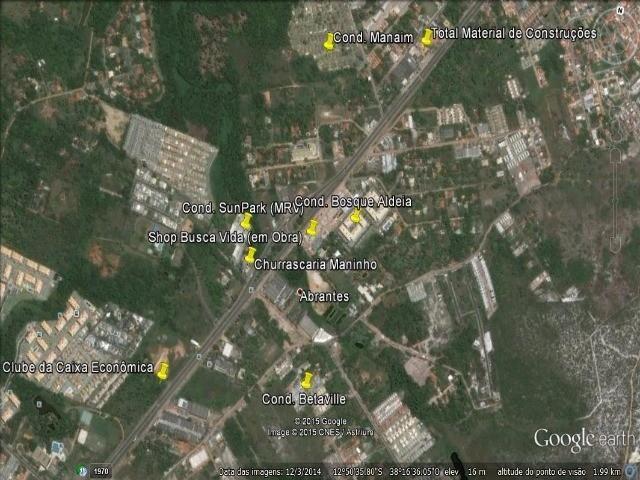 Terreno para alugar em Estrada do coco, Camaçari cod:TE00004