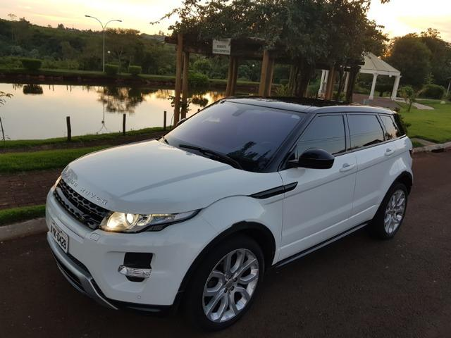 land rover range rover evoque dynamic tech 2 0 aut 5p 2014. Black Bedroom Furniture Sets. Home Design Ideas