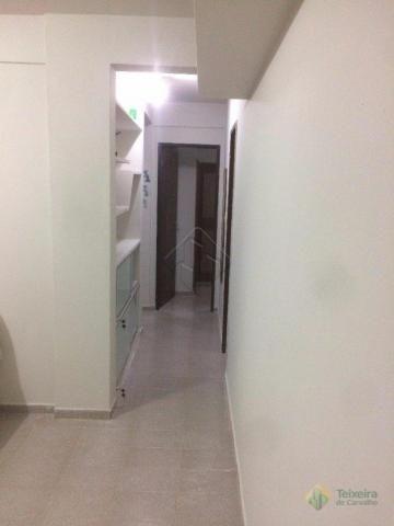 Apartamento à venda com 3 dormitórios em Camboinha, Cabedelo cod:V734 - Foto 6