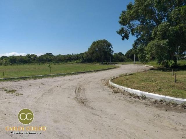 CMG Cód: 33 Terreno de esquina localizado no Residencial Unavida - Foto 2