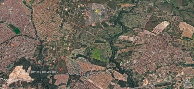 Vendo Terreno No Recanto Paiaguás ( atrás do belvedere) - Foto 19