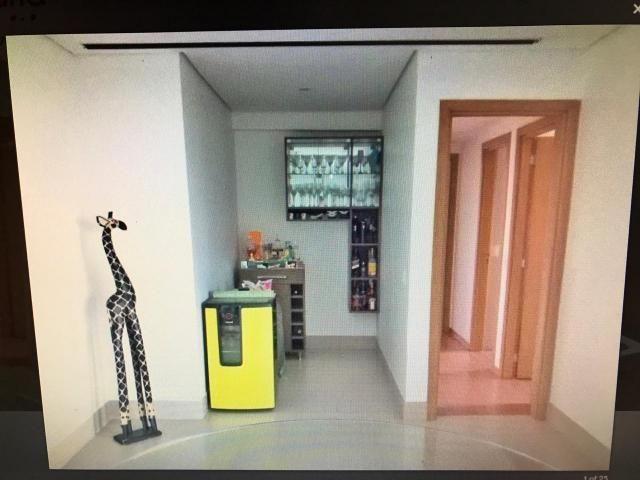 Apartamento 4 quartos revertido em 3, armários, elevador, 2 vagas, lazer e ótima localizaç - Foto 6