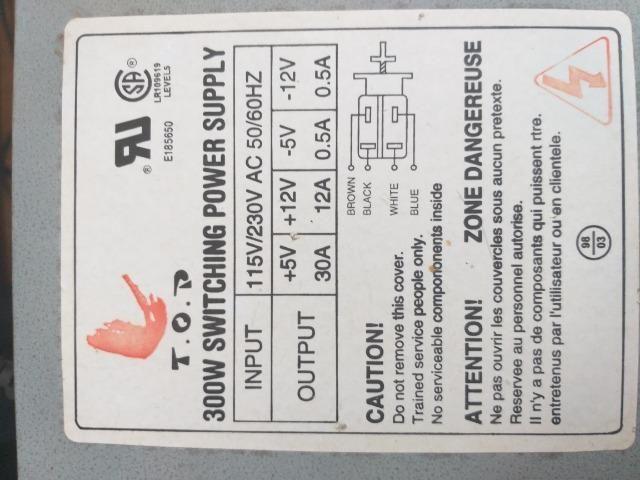 Kit completo com 12 Protoboards (PCB Bread Board) + Fonte + Regulador - 12v - 5v - 3,2v - Foto 4