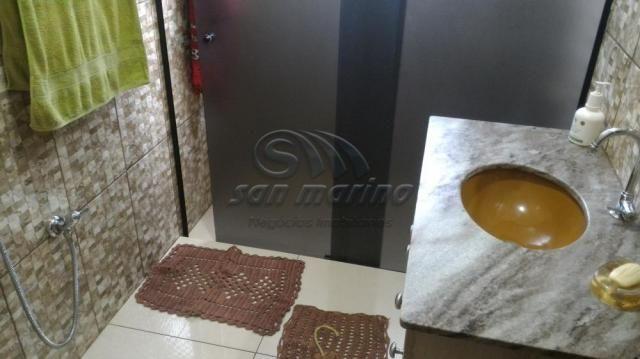 Casa à venda com 3 dormitórios em Jardim kennedy, Jaboticabal cod:V3415 - Foto 6
