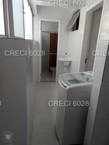 Apartamento Mobiliado 2 Quartos para Aluguel no Costa Azul - Foto 2