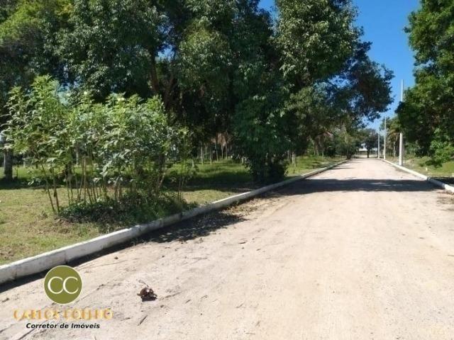 CMG Cód: 33 Terreno de esquina localizado no Residencial Unavida - Foto 7