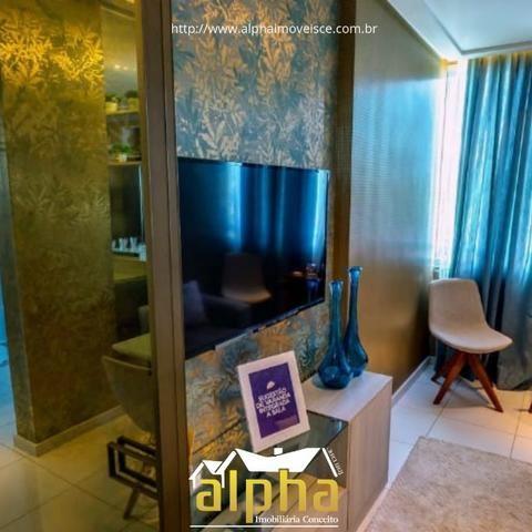Apartamento Alto Padrão - Cambeba Hà 500 metros da Washington Soares - Entrada Facilitada - Foto 12