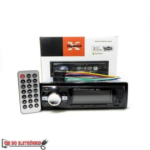 Radio Automotivo Bluetooth Usb / Cartao Sd / FM / MP3 (JB6250BT)