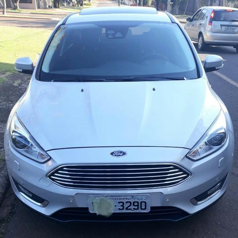 Ford Focus Titanium 2016 Plus Hatch