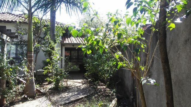 Bela casa - tem estrutura para sobrado