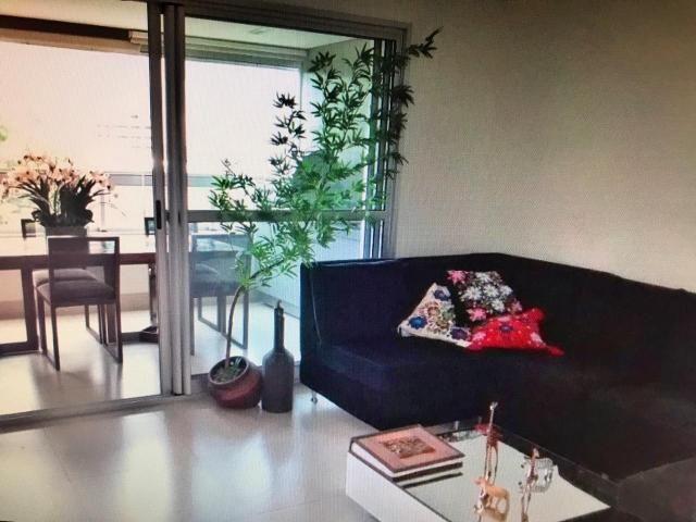 Apartamento 4 quartos revertido em 3, armários, elevador, 2 vagas, lazer e ótima localizaç - Foto 5