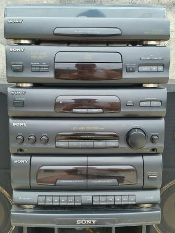 Micro System Sony Lbt 46w - Foto 2