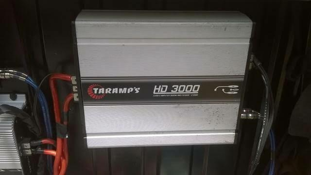 Módolo Taramps hd 3000