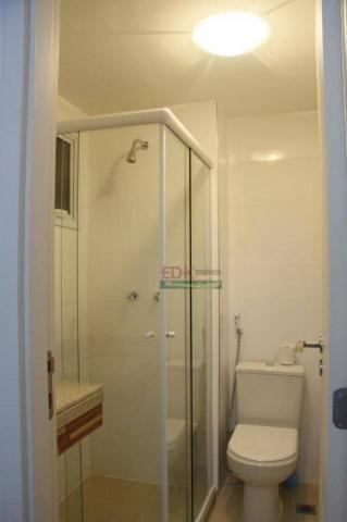 Apartamento com 2 dormitórios à venda, 90 m² por r$ 519.400 - royal park - são josé dos ca - Foto 17
