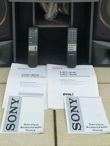 Micro System Sony Lbt 46w - Foto 3