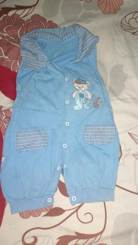 Lote de roupas de bebê menino - Foto 3