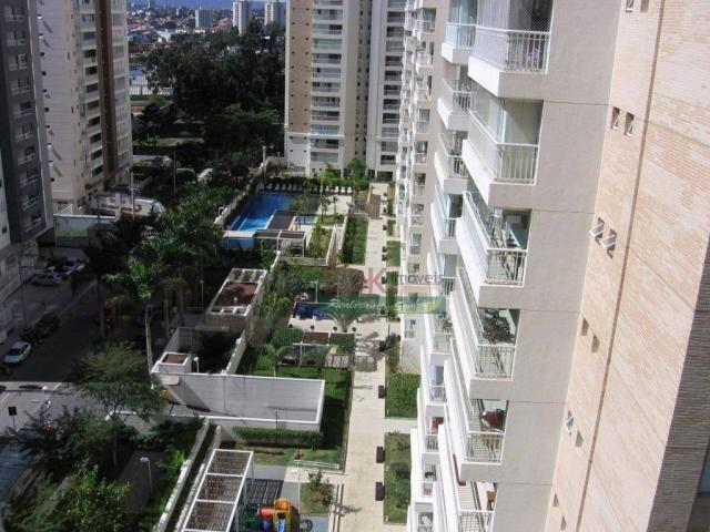 Apartamento com 2 dormitórios à venda, 90 m² por r$ 519.400 - royal park - são josé dos ca - Foto 19