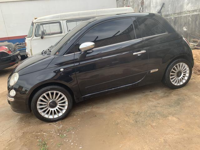 Vendo Fiat 500 - Foto 2