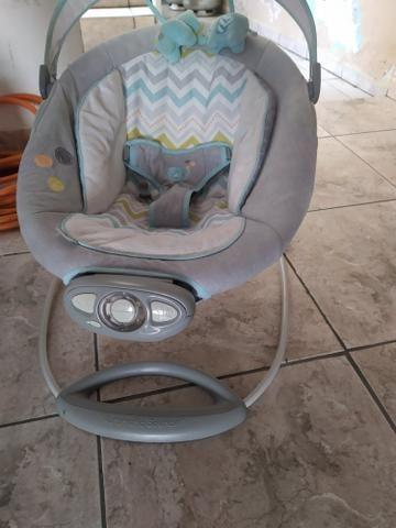 Cadeirinha de balanço de bebê - Foto 6