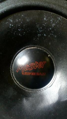 Par Woofer Novik Master 360w 10 - Foto 3