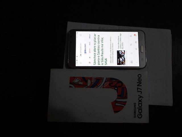 Samsung Galaxy J7 semi novo - Foto 6