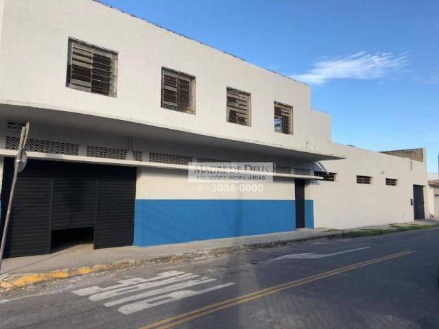 Excelente prédio comercial na avenida godofredo maciel - Foto 2