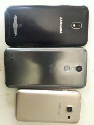 Vendo j1 mini, K10 e J5 pro - Foto 2
