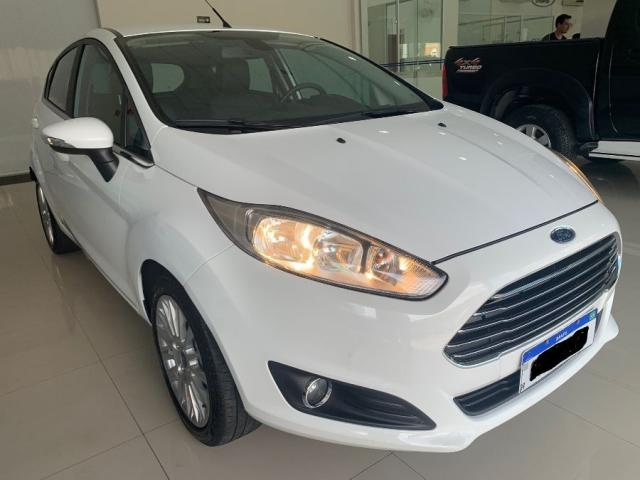 Ford New Fiesta NEW FIESTA 1.6 HA TITANIUM 4P - Foto 2